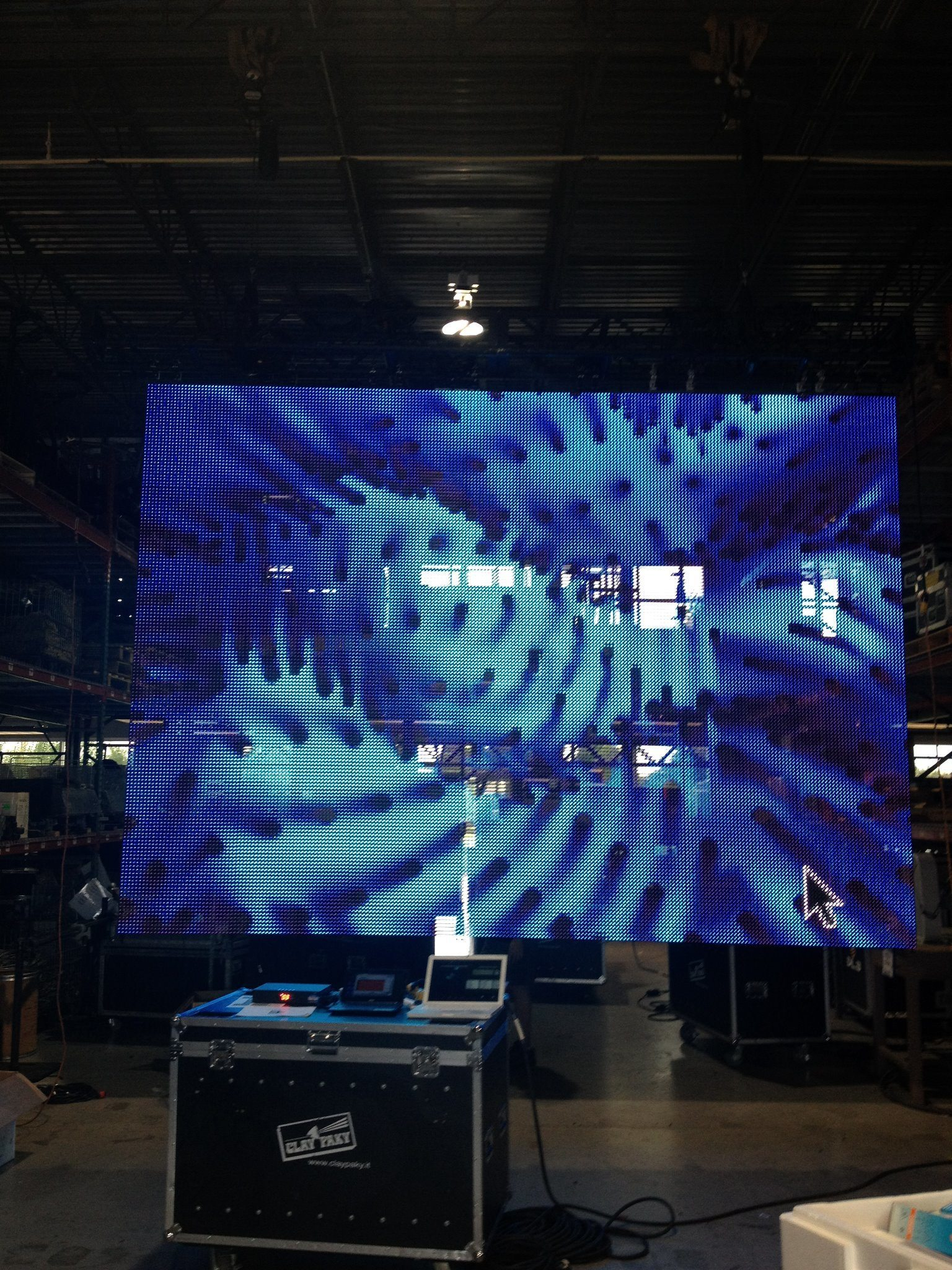 Mirage LED Video Wall Panels Trade Show Rental
