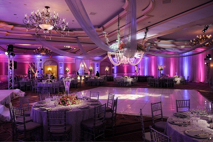 oralndo event lighting companies